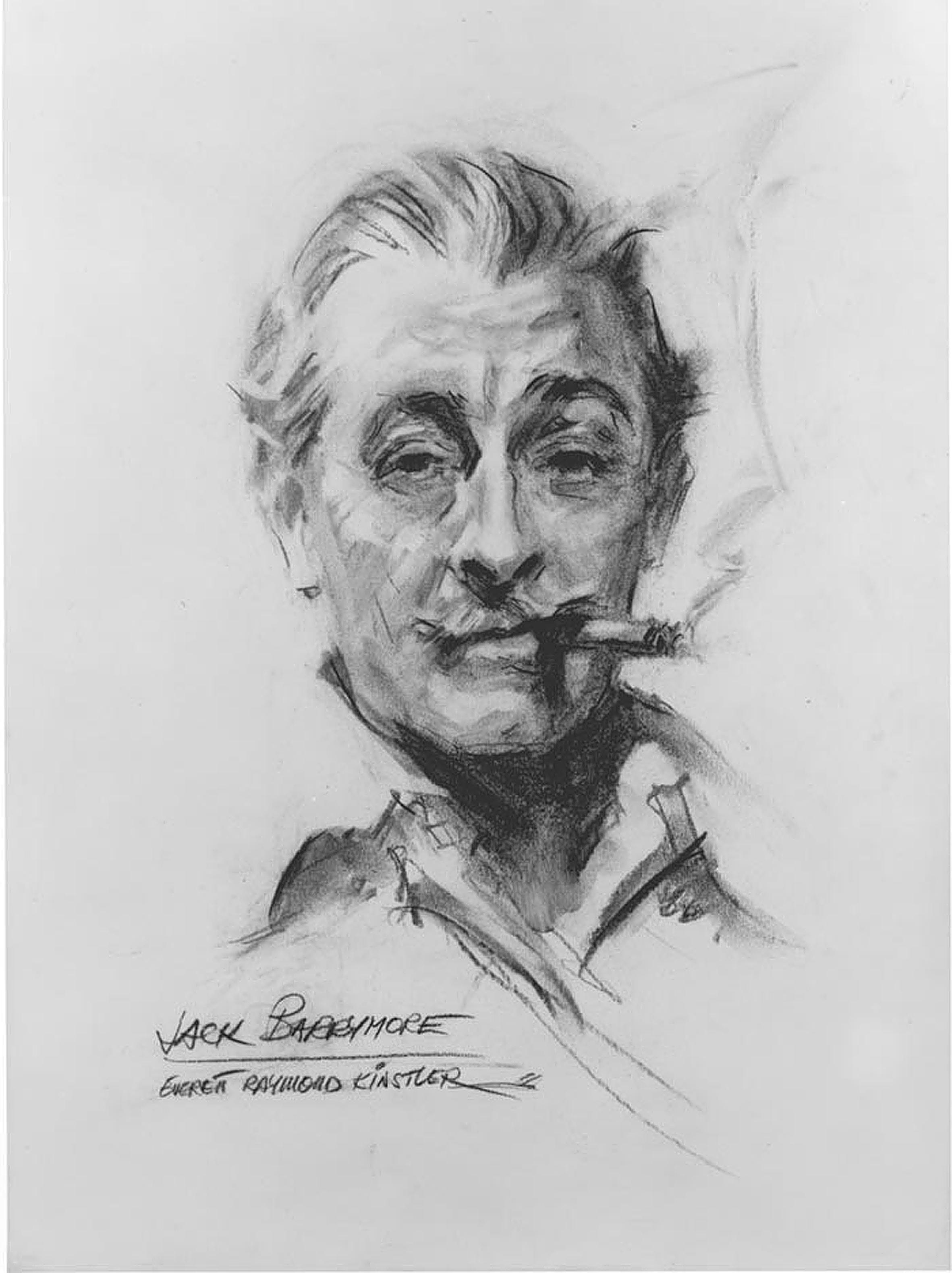 john barrymore drew barrymore