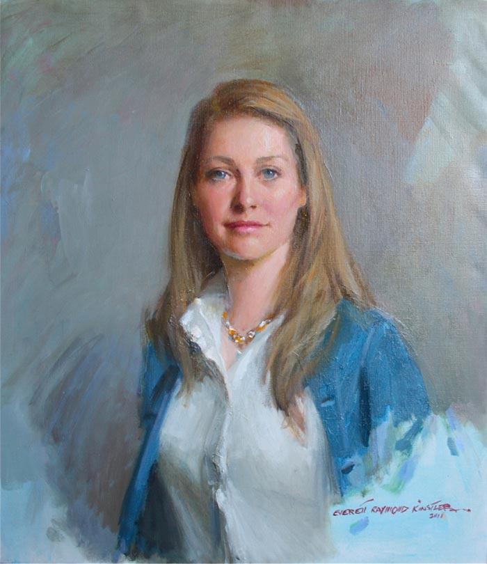 Women Everett Raymond Kinstler