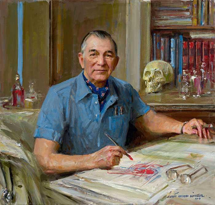 Gallery Everett Raymond Kinstler